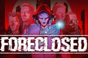 Foreclosed Looks Like A Cyberpunk Comic Book Game, And It Comes To Switch This Summer