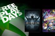 Free Play Days – Nickelodeon Kart Racers 2: Grand Prix and Diablo III: Reaper of Souls – Ultimate Evil Edition
