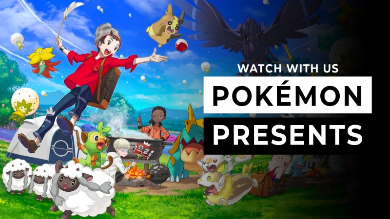 Watch The February Pokémon Presents With Game Informer