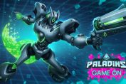 A New Champion Arrives To Unite The Realm in the Latest Paladins Update