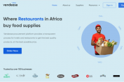 Backed by YC, Vendease is building Amazon Prime for restaurants in Africa