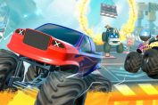 Can't Drive This Is Co-op Racing Platformer, And It's Crashing Onto Switch This Month