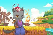 Farm-And-Fight Game, Kitaria Fables, Details Its Multi-Class Combat System