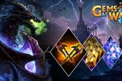 Gems of War: Clutch Order and Chaos with the Shadow Dragon Legendary Starter Pack
