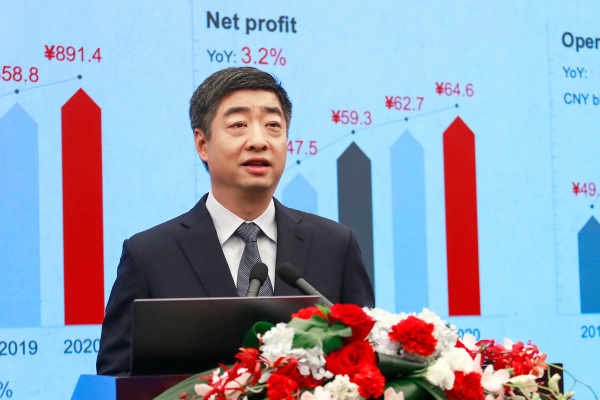 Huawei seeks growth in internet of things as phone business suffers