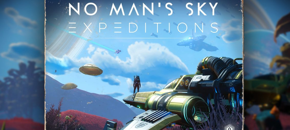 Introducing the No Man's Sky: Expeditions Update