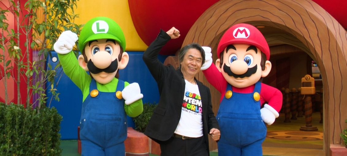 Japan's Super Nintendo World Has A Mysterious, Locked Donkey Kong Door