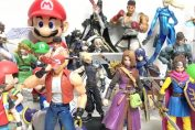 Random: Sakurai Has Figures Of Upcoming Smash Fighters But Hides Them In A Drawer