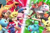 Smash Bros. Celebrates Pokémon's 25th Anniversary With A Pocket Monster Brawl