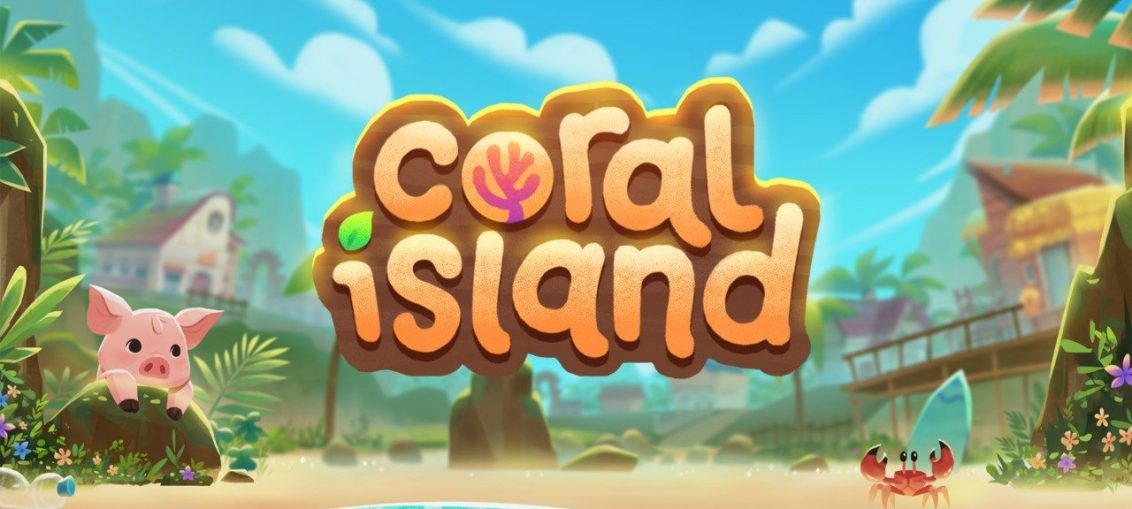 Stardew-Like Coral Island Wraps Up Successful Kickstarter With $1.6 Million Raised