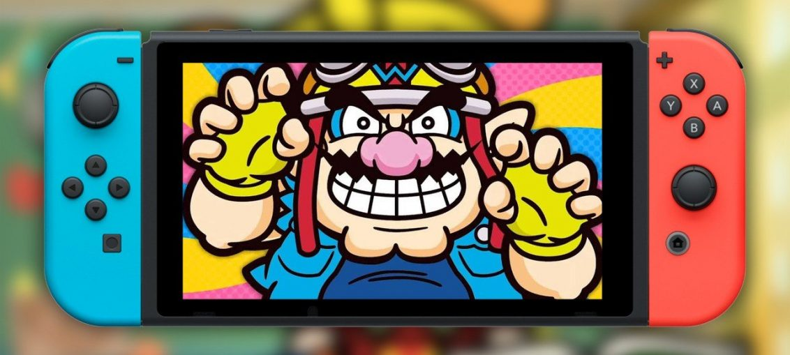 Video: WarioWare Could Have So Much Potential On Switch
