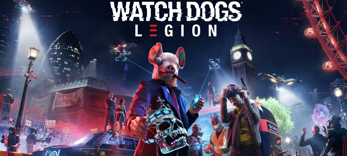 Watch Dogs: Legion Online Mode Launches Today