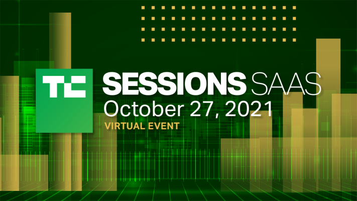 Announcing our TC Sessions: SaaS virtual event happening October 27