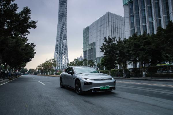 China's Xpeng in the race to automate EVs with lidar
