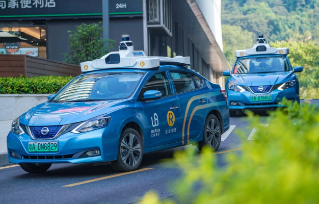 Chinese autonomous vehicle startup WeRide scores permit to test driverless cars in San Jose