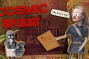 Exclusive: Uncover The WTF World Of Cold War Spies In Cosmic Top Secret