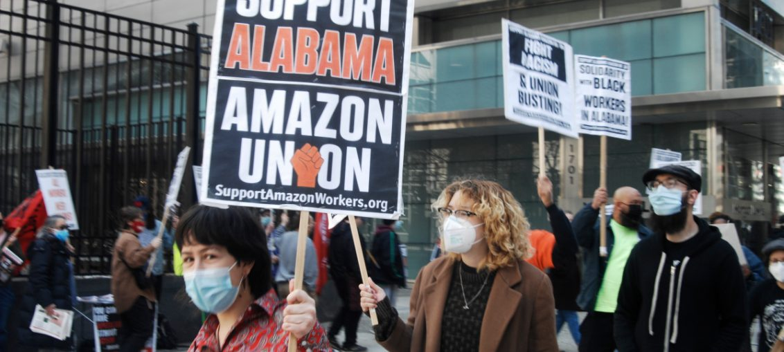 How the pandemic is fueling the tech industry's union push