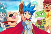 Monster Boy And The Cursed Kingdom Is Getting A Collector's Edition