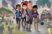 Netflix's The Last Kids On Earth Is Getting A Family-Friendly Zombie Game On Switch