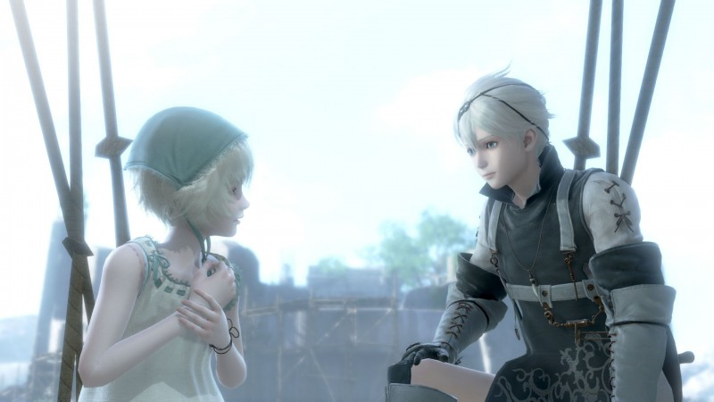 Nier Replicant Hands-On Impressions From A Veteran And A Newcomer