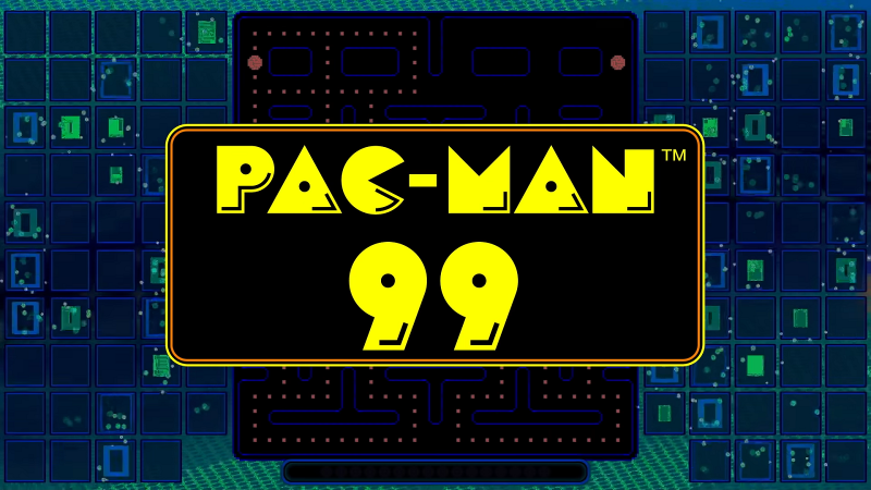 Pac-Man 99 Arrives Exclusively On Nintendo Switch Online Today