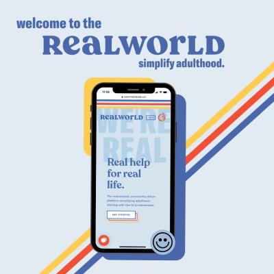 Realworld raises $3.4M to help Gen Z navigate adulthood