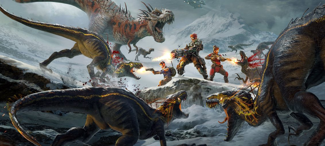 Second Extinction (Game Preview): What to Know Before Taking Earth Back from Mutated Dinosaurs