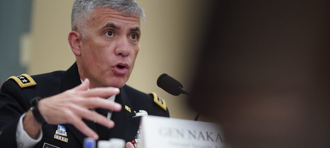 Should NSA monitor your networks? Director Nakasone says no, 'I'm not seeking legal authorities'