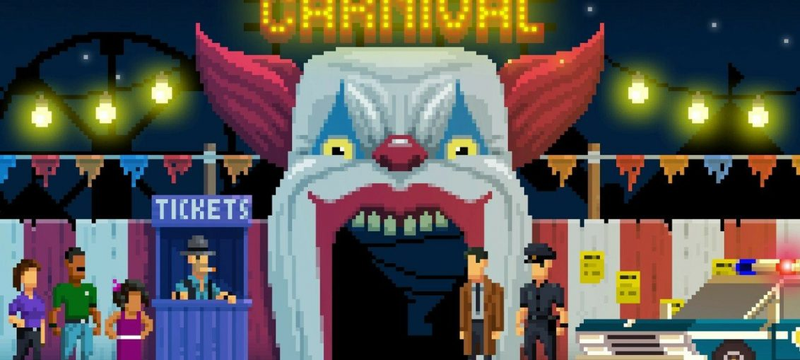 The Darkside Detective: A Fumble In The Dark Will Haunt Switch This Month