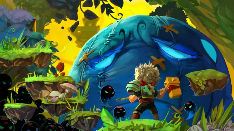 The Story Behind Supergiant Games' Bastion