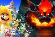 Three Brand New Bowser's Fury Spirits Are Joining Smash Bros. Ultimate