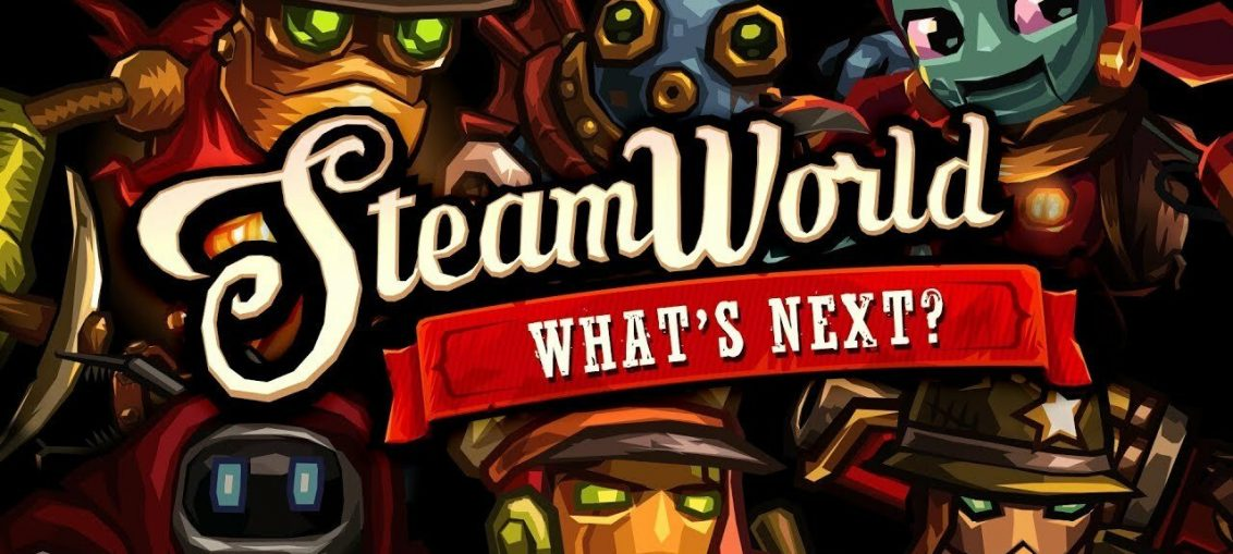 What SteamWorld Game Deserves A Sequel? Image & Form Would Like To Know