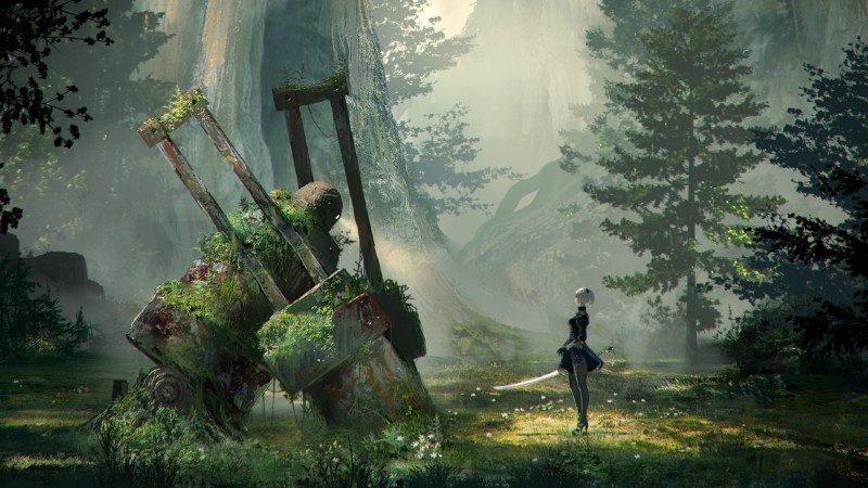 Why You Need To Play Nier: Automata
