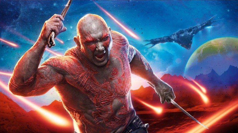 Dave Bautista Turned Down Fast & Furious To Fight For Gears Of War Movie Role