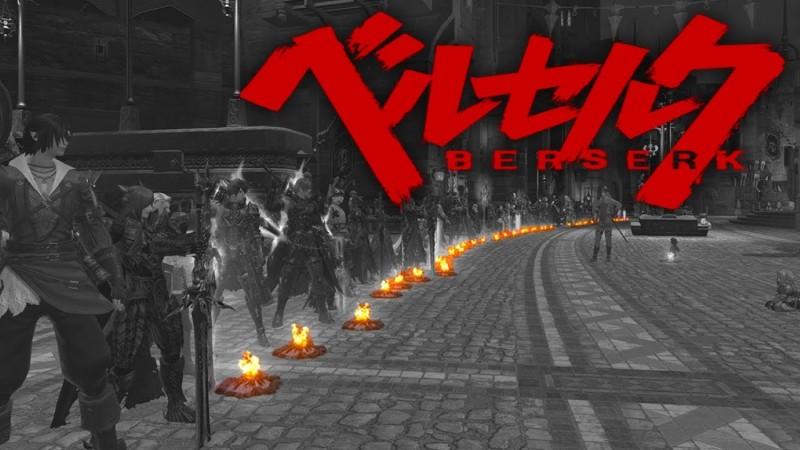 Final Fantasy XIV Community Pays Respects To Berserk Creator Kentaro Miura