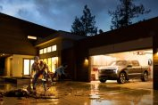 Ford F-150 Lightning electric pickup truck can power your home in an outage