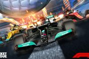 Formula 1 is Revved and Ready for Rocket League