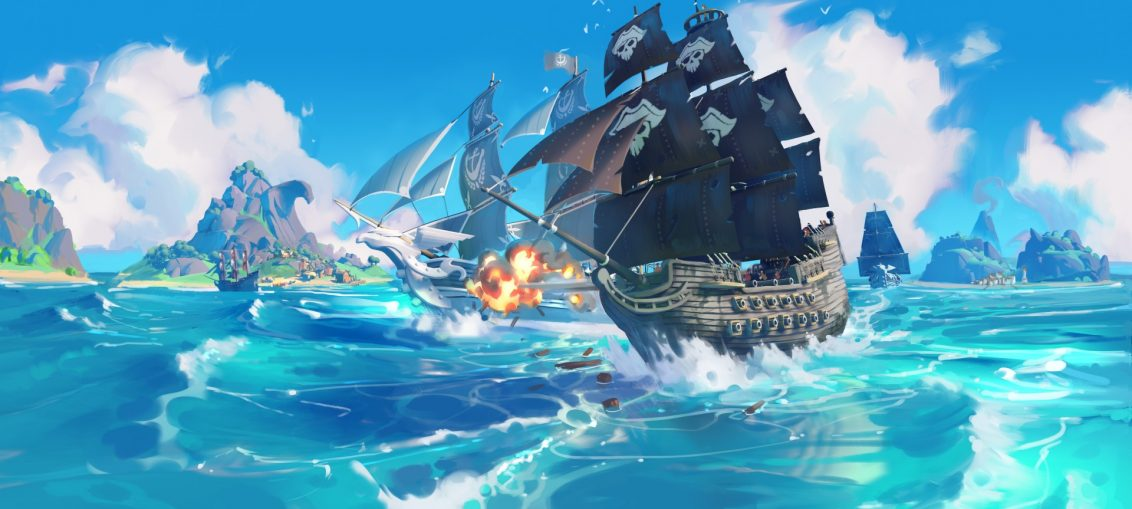 Prepare to Weigh Anchor with King of Seas