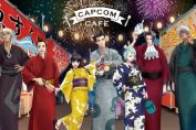 Random: Japanese Café Introduces Limited-Time Only Ace Attorney-Themed Menu