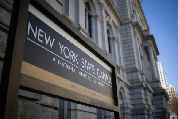 An internal code repo used by New York State's IT office was exposed online