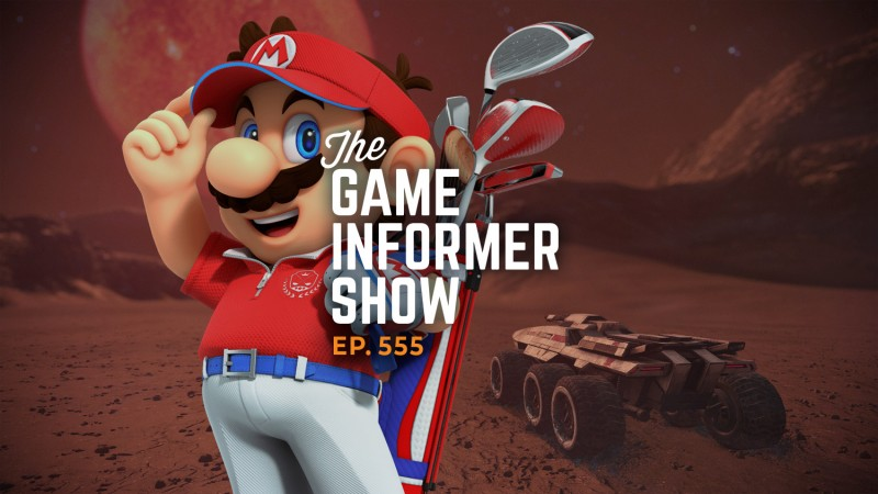 GI Show – Mario Golf: Super Rush, Mass Effect Legendary Edition, And Resident Evil Village
