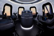 Jeff Bezos' Blue Origin auctions off seat on first human spaceflight for $28M