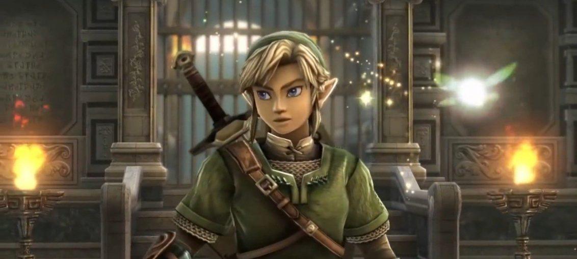 Random: Remember That Zelda HD Tech Demo For Wii U? It's Now 10 Years Old