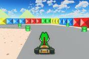 Random: Someone Has Already Got Mario Kart Up And Running In Game Builder Garage