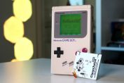 Ready To Ditch Those AA Batteries? Check Out The Amazing 'CleanJuice' Game Boy Mod