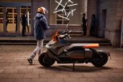 BMW is finally producing its retro-futuristic CE 04 electric scooter, but at $12K will anyone buy it?