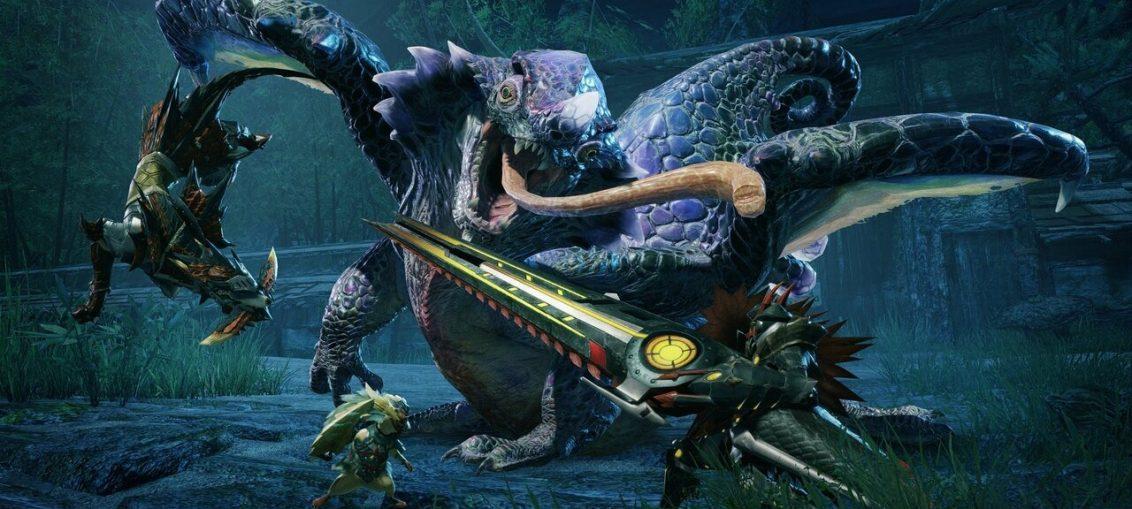 Capcom Reports Record Q1 Profits, Monster Hunter Rise Continues To Grow