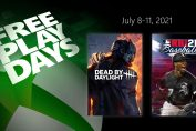 Free Play Days – R.B.I. Baseball 21 and Dead by Daylight
