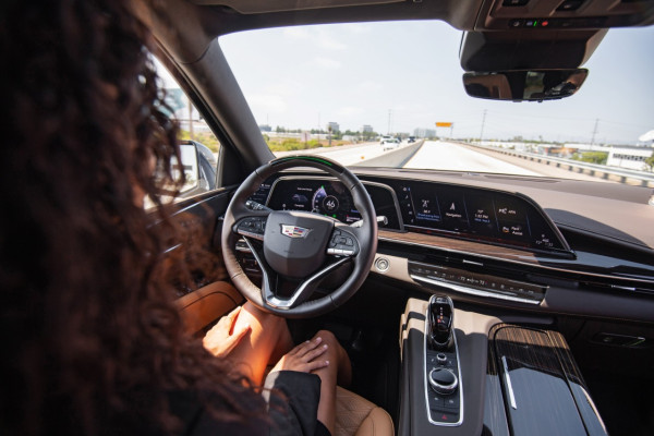 GM is bringing its upgraded hands-free Super Cruise driving system to six vehicles in 2022