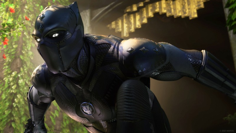 God of War's Kratos Voices Black Panther In Marvel's Avengers New DLC